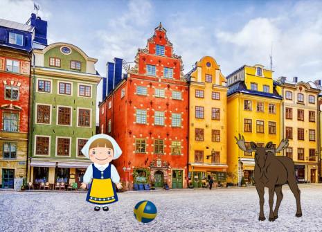 ¡Evádete con el mes de Suecia en Birdrama!